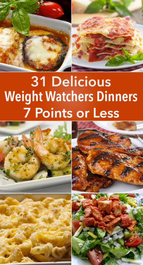Skinny Points Recipes » 31 Delicious Weight Watchers ..