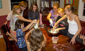 Slime Girls [harry Potter Party] – Recipes Harry Potter Food