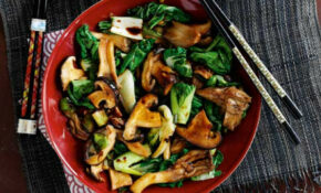 Slimming World's Oriental Mushroom Stir Fry Recipe ..