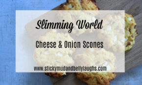 Slimming World Cheese And Onion Scones – Recipes Using Cottage Cheese Healthy