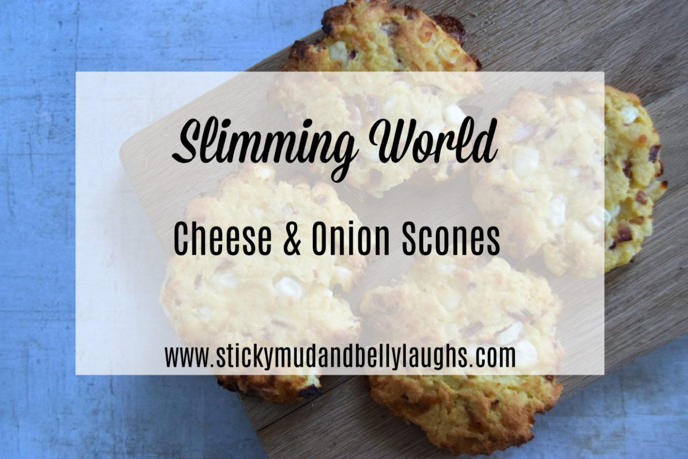 Slimming World Cheese And Onion Scones - Recipes Using Cottage Cheese Healthy