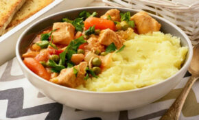 Slimming World Chicken Casserole In The Slow Cooker – Dinner Recipes Slimming World