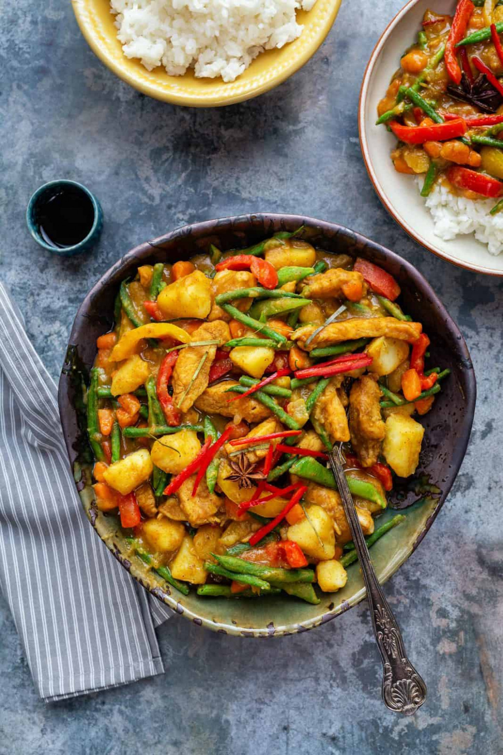 Slimming World Chinese Chicken Curry - chicken recipes chinese