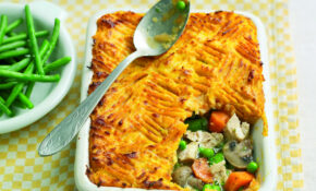 Slimming World's Chicken And Leek Pie – Dinner Recipes Slimming World