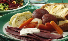Slow Cooked Corned Beef And Cabbage Dinner Recipe – Recipes Dinner Beef