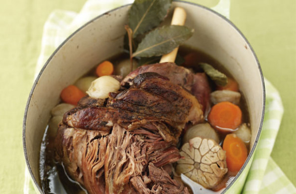 slow cooked pot roast lamb recipe - goodtoknow - recipes with couscous vegetarian
