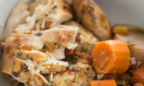 Slow Cooker Chicken Breasts With Carrots And Potatoes – Recipes Slow Cooker Chicken