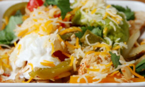 Slow Cooker Chicken Fajita Bowls Recipe By Tasty – Recipes Video Chicken