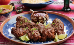 Slow Cooker Chicken Mole Recipe | Valerie Bertinelli ..