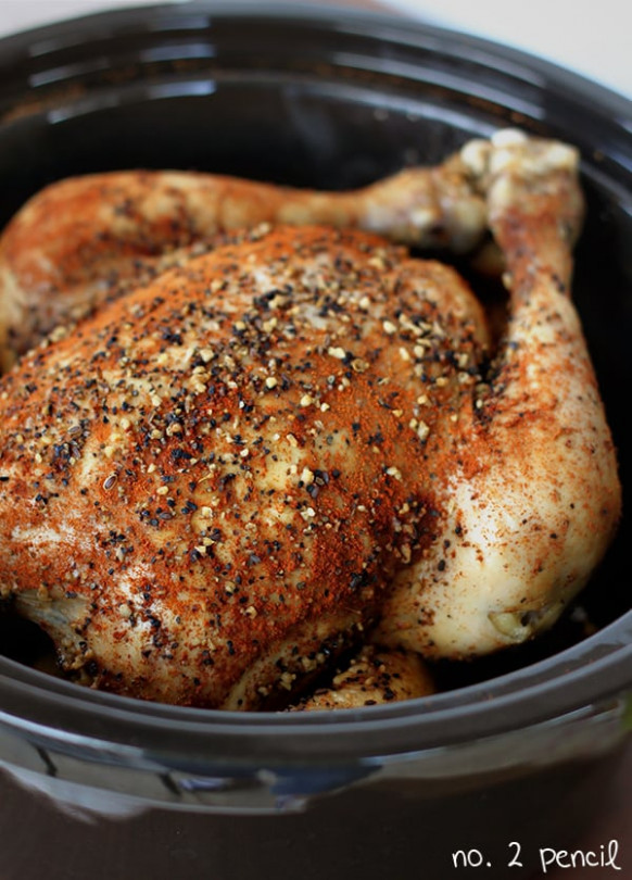 Slow Cooker Chicken Recipes - The 36th AVENUE - easy slow cooker recipes chicken