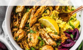 Slow Cooker Chicken Shawarma – Chicken Recipes Slow Cooker