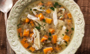 Slow Cooker Chicken Soup – Crock Pot Recipes – Pictures ..