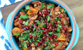 Slow Cooker Chicken Tagine With Sweet Potato – BakingQueen74 – Uk Slow Cooker Recipes Chicken