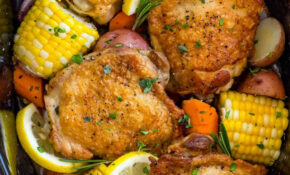 Slow Cooker Chicken Thighs – Chicken Recipes Recipes
