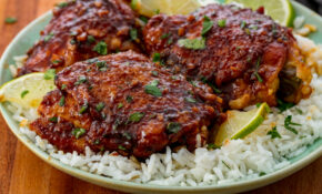 Slow Cooker Chicken Thighs – Easy Slow Cooker Recipes Chicken