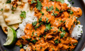 Slow Cooker Chicken Tikka Masala - Chicken Tikka Masala Recipe