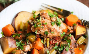 Slow Cooker Chicken Vegetable Stew Recipe – Jeanette's ..