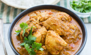 SLOW COOKER COCONUT CHICKEN CURRY – Chicken Recipes With Coconut Milk
