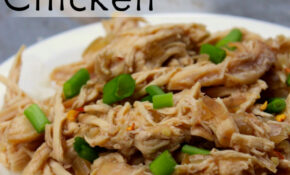 Slow Cooker Honey Garlic Chicken – Recipes Dinner Crock Pot