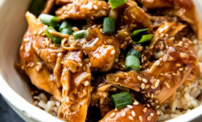 Slow Cooker Honey Teriyaki Chicken – Best Crockpot Chicken Recipes