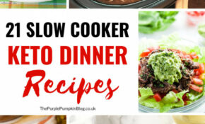 Slow Cooker Keto Dinner Recipes (Low Carb Recipes) – Dinner Recipes Blog