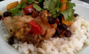 Slow Cooker Latin Chicken Recipe — Dishmaps – Uk Slow Cooker Recipes Chicken