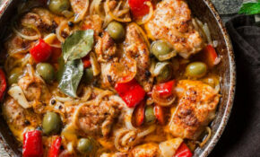 Slow Cooker Mediterranean Chicken – Mediterranean Recipes Chicken