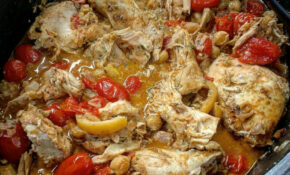 Slow Cooker Mediterranean Chicken | Recipe | Instant ..