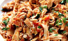 Slow Cooker Mexican Chicken Recipe – Crunchy Creamy Sweet – Chicken Recipes For Slow Cooker