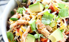 Slow Cooker Mexican Chicken Recipe – Recipes Mexican Chicken