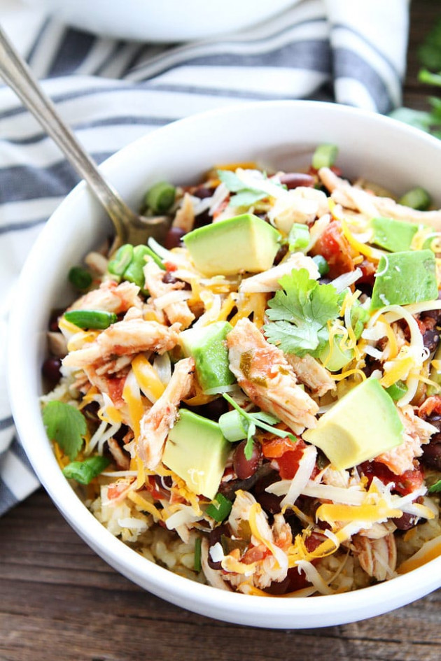 Slow Cooker Mexican Chicken Recipe - recipes mexican chicken