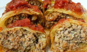 Slow Cooker Paleo Cabbage Rolls (Low Carb, Whole30) – Fit ..