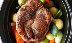 Slow Cooker Pot Roast – Recipes Dinner Fall