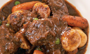 Slow Cooker Recipe Classic Beef Stew Recipe MyRecipes How To ..