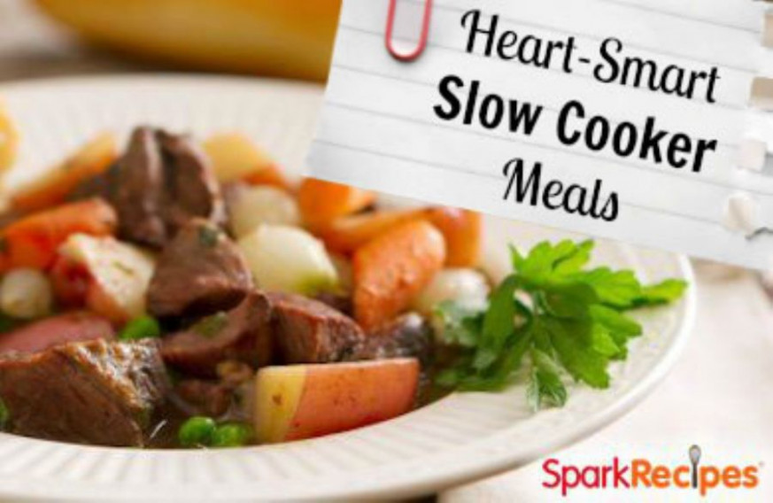 Slow Cooker Recipes that Care for Your Heart Slideshow ..