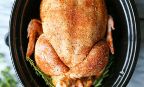 Slow Cooker Rotisserie Chicken – Recipes You Can Make With Rotisserie Chicken