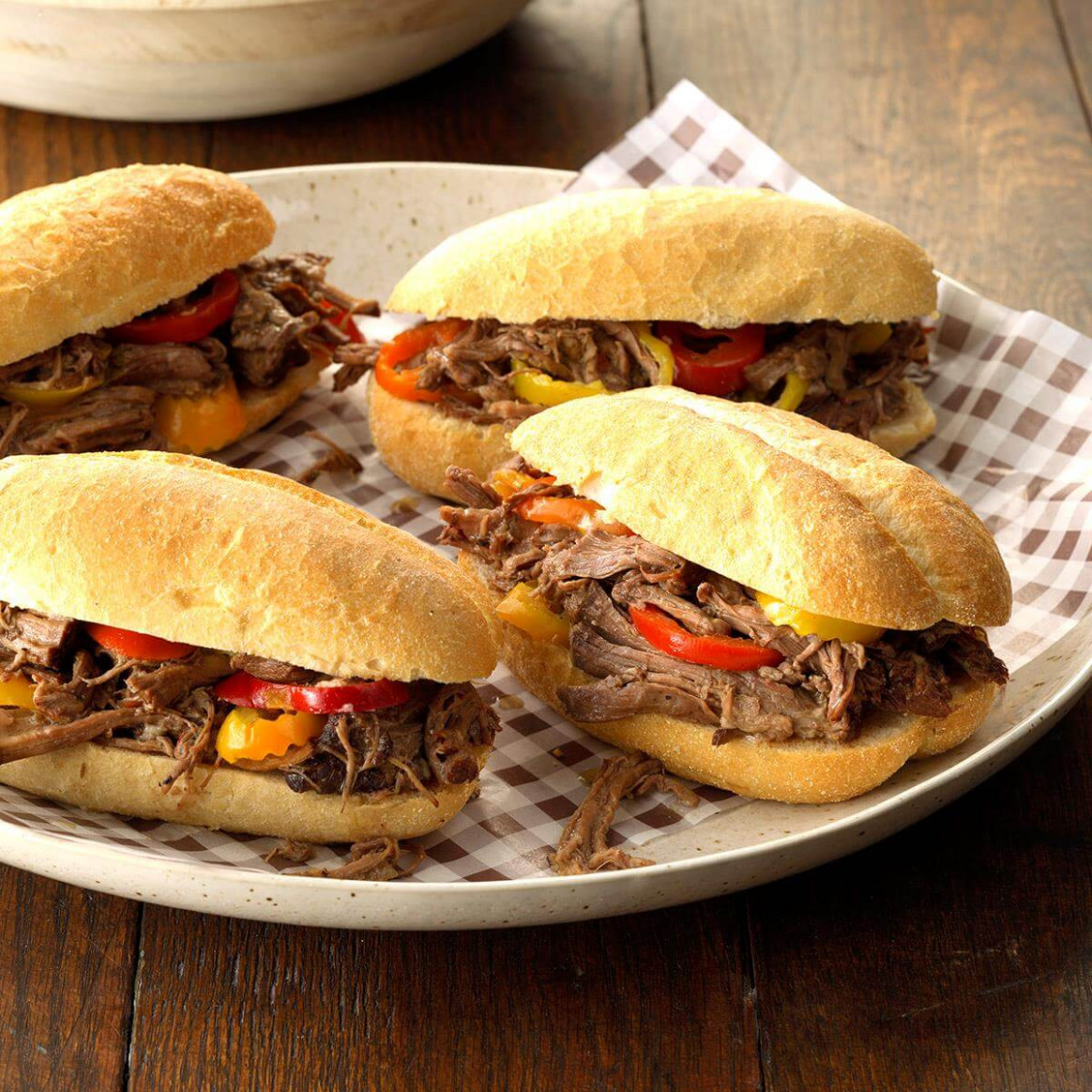 Slow Cooker Sandwich Recipes for the Easiest Dinner Ever ..