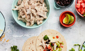 Slow Cooker Shredded Chicken – Chicken Recipes Epicurious