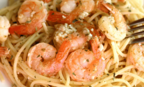 Slow Cooker Shrimp Scampi: Easy Crock Pot Dinner Recipe – Recipes Dinner Crock Pot