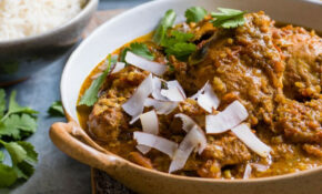 Slow Cooker South Indian Chicken Curry | Recipe In 2019 ..