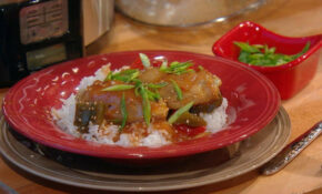 Slow Cooker Sweet And Sour Chicken – Valerie Bertinelli Recipes Chicken Thighs