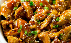 SLOW COOKER TERIYAKI CHICKEN – Chicken Recipes In Slow Cooker