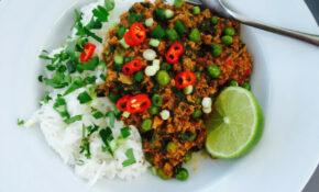 Slow Cooker Turkey Keema | Daisies & Pie – Vegetarian Recipes You Can Add Meat To