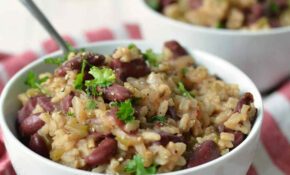 Slow Cooker Vegan Red Beans And Rice – Vegetarian Recipes In Slow Cooker