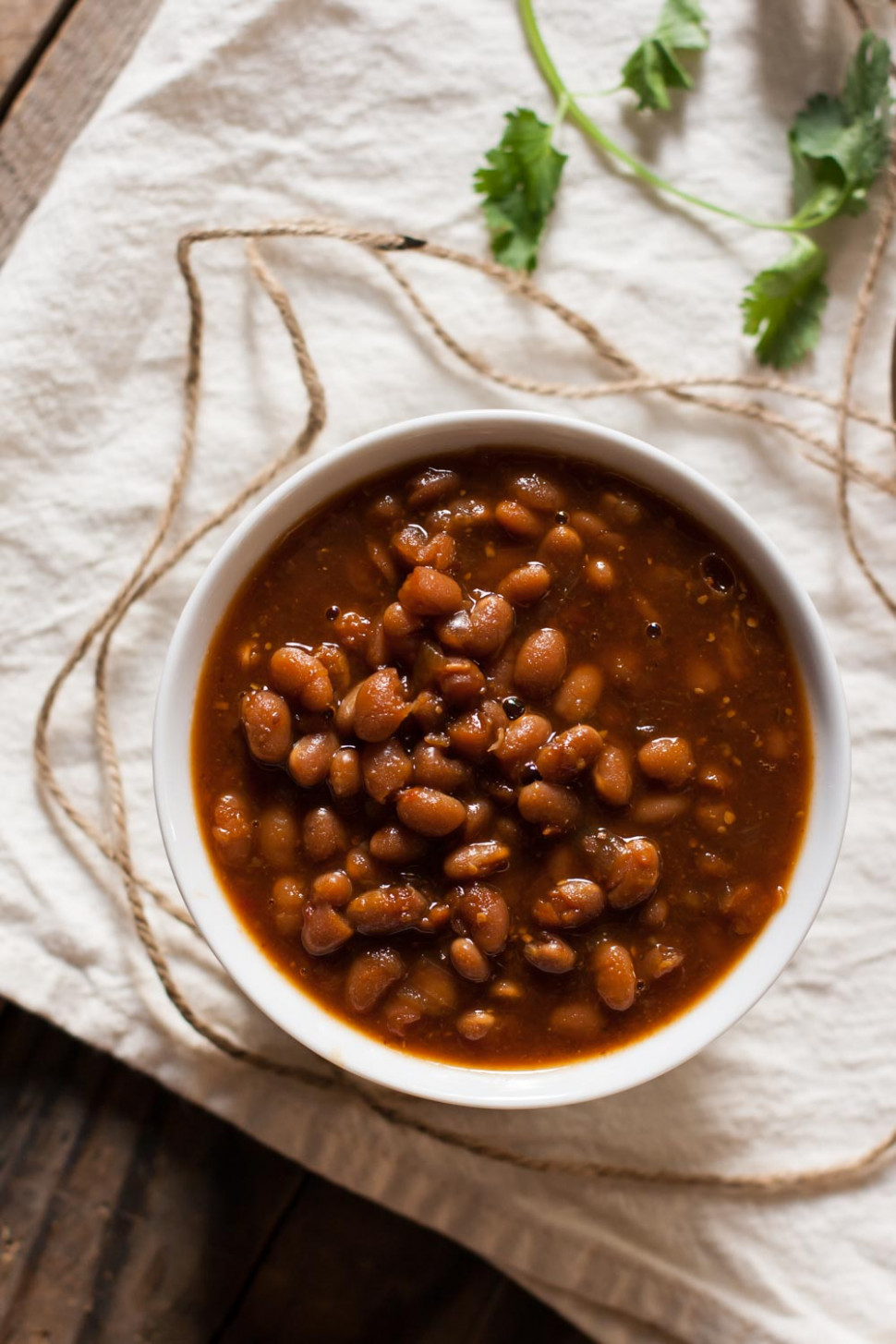 Slow Cooker Vegetarian Chipotle Baked Beans Recipe — Dishmaps - recipes vegetarian baked beans