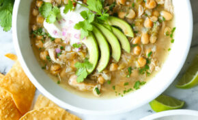 Slow Cooker White Chicken Chili – Recipes In Slow Cooker Chicken