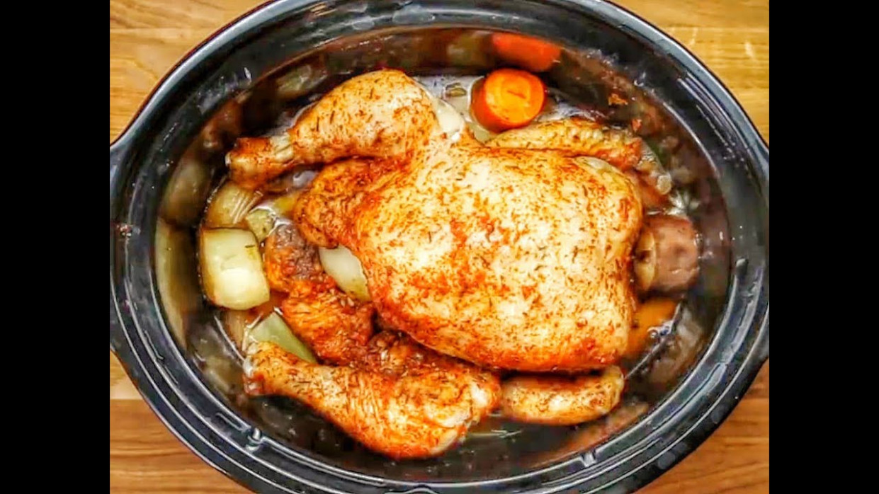 slow cooker whole chicken frozen - recipes in slow cooker chicken