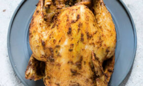 Slow Cooker Whole Chicken Recipe + Tutorial {Paleo, Keto ..