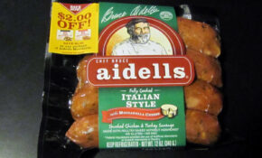 Smells Like Food In Here: Aidells Italian Style Smoked ..