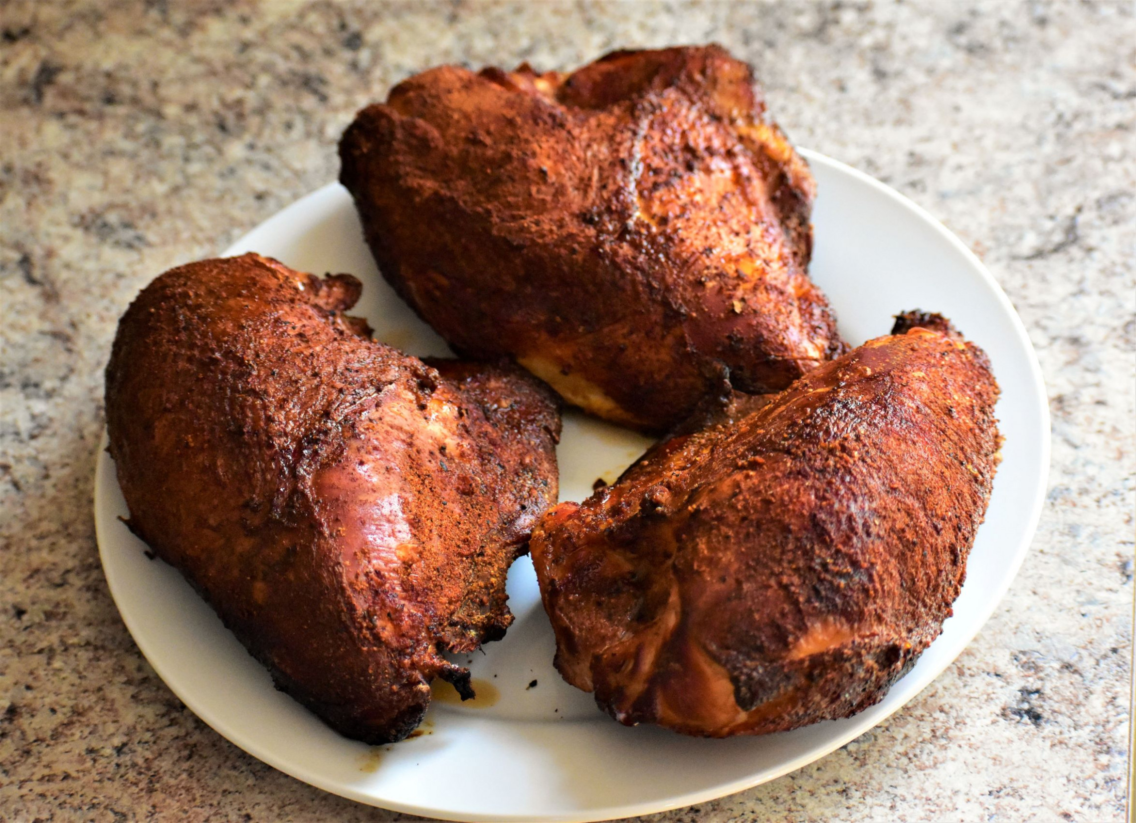 Smoked Chicken Breasts - recipes bone in chicken breast